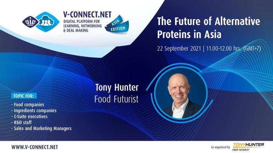 Tony Hunter Food Futurist Speaker